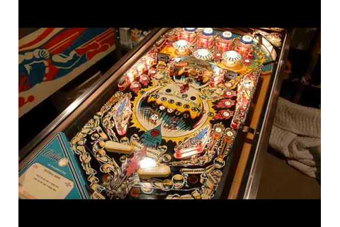 Bally SILVERBALL MANIA HUO For Sale! (Dr. Dave's Pinball ...