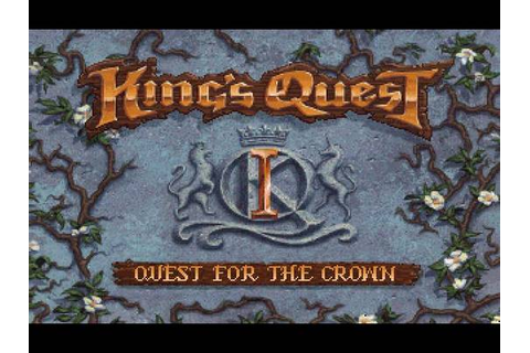 Kings Quest I Quest For The Crown (2001)(Sierra Online) Game