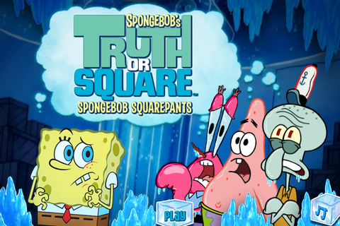 SpongeBob's Truth or Square (online game) | Encyclopedia ...