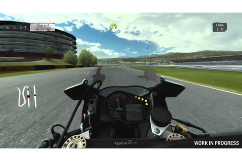 SBK 2011 game trailer - YouTube