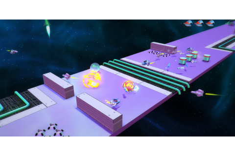 Lumo platform game launches on PC and PS4 - GameConnect
