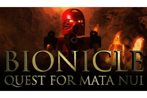BIONICLE: Quest for Mata Nui LEGO Games Statement ...