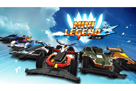Mini Legend - Mini 4WD Racing Game - YouTube