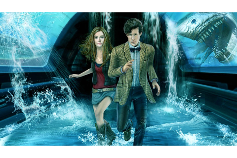 Doctor Who: The Adventure Games - Shadows of the Vashta ...