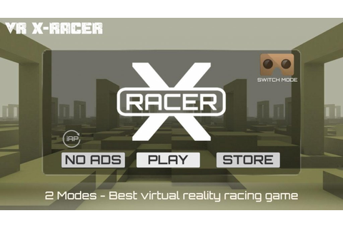 VR X-Racer - Aero Racing Games | Download APK for Android ...