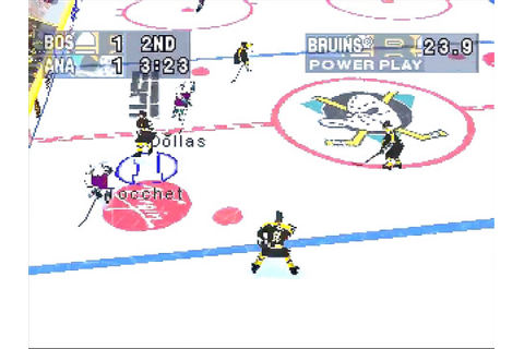NHL Powerplay 96 Download - Games4Win