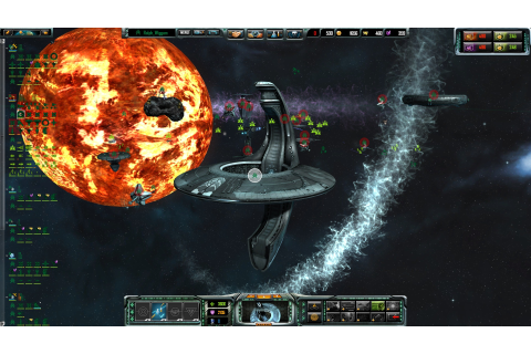 Seite 2: Sins of a Solar Empire: Rebellion im Test - Kampf ...