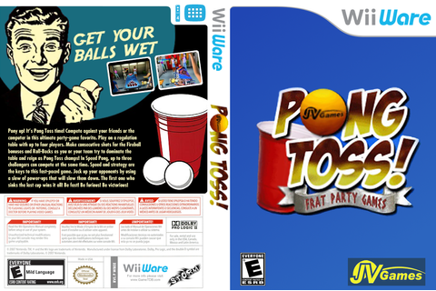 WBEE - Pong Toss: Frat Party Games