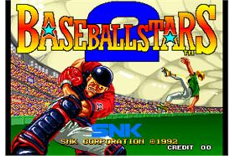 Baseball Stars 2 - Arcade - Games Database