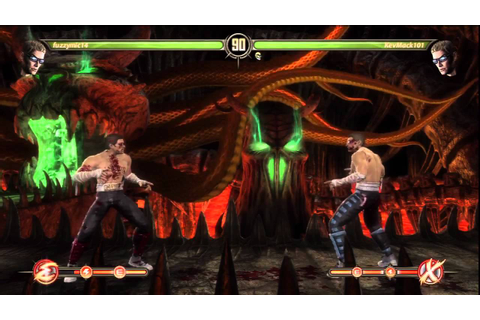 MK 9 MORTAL KOMBAT ONLINE GAME PLAY FATALITY GGS.TS - YouTube