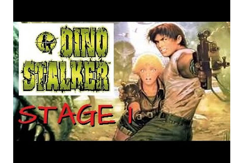 Capcom's Dino Stalker! Arcade Shooter! Light Gun Game ...