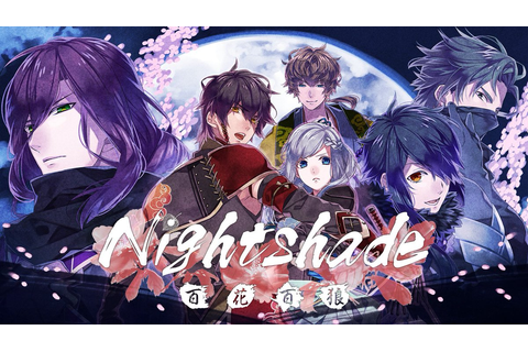 Romantic Visual Novel Nightshade Is Headed To Switch This ...