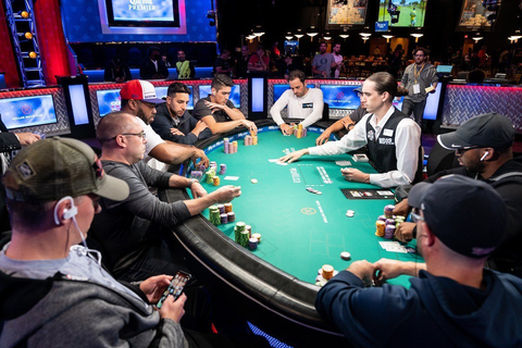 Prop Bets Released for $10K World Series of Poker Main Event