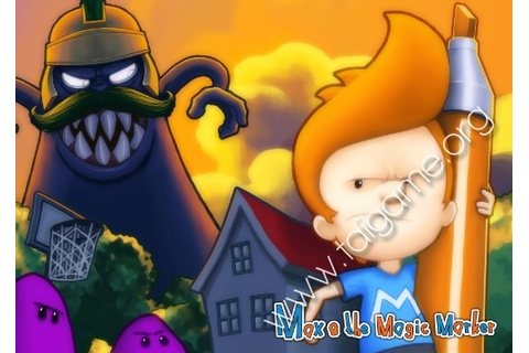Max and the magic marker - Download Free Full Games ...