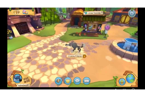 Animal jam BETA Play Wild. Gameplay - YouTube