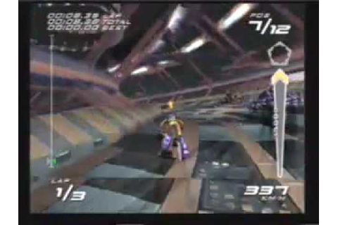 Kinetica [PS2 gameplay] - YouTube