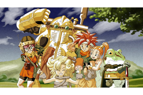 Is Chrono Trigger the Greatest RPG Ever Made? - YouTube