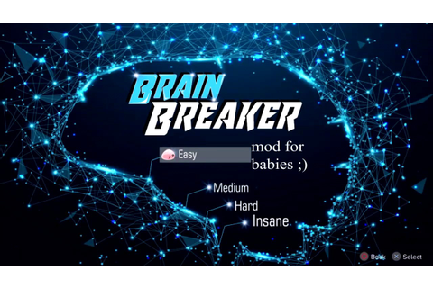 4K Brain Breaker Multitasking PlayStation 4 Game - YouTube