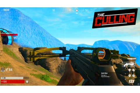 THE CULLING - ULTIMATE HUNGER GAMES GAMEPLAY! (The Culling ...