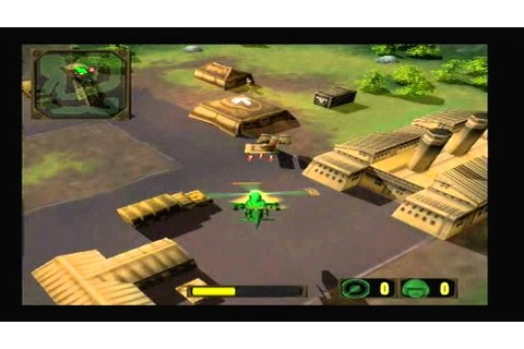 Army Men Air Attack: Blade's Revenge (PS2) - YouTube