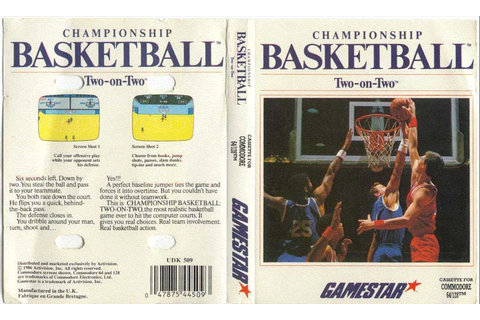 GBA Championship Basketball (Two on Two) – C64-Wiki
