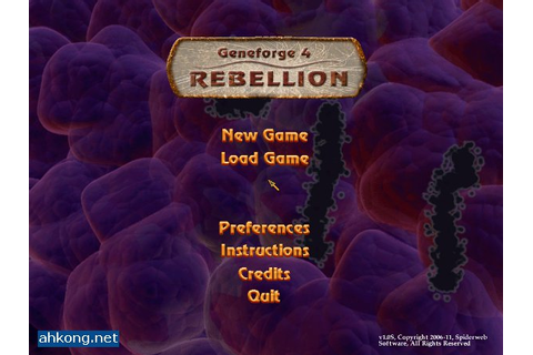 Geneforge 4: Rebellion – Download | ahkong.net