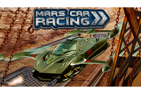 Download A Mars Bike Space Race Extreme Car Racing Games PRO iPhone ...