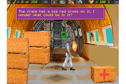 Download The Adventures of Down Under Dan - My Abandonware