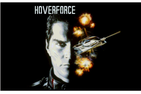 Hoverforce | Play DOS games online