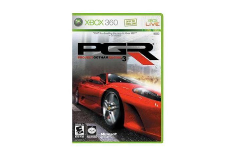 Project Gotham racing 3 Xbox 360 Game - Newegg.com