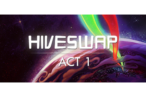 HIVESWAP: Act 1 on Steam
