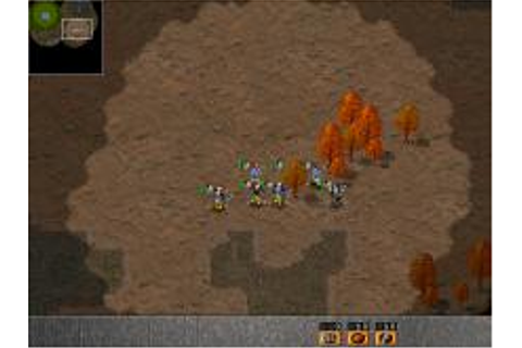 Rising Lands Download (1997 Strategy Game)