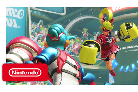 New Nintendo Direct Announced for ARMS and Splatoon 2