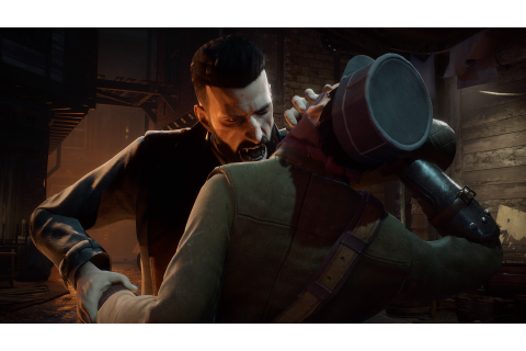 Vampyr review: an ambitious masterpiece with forgivable ...