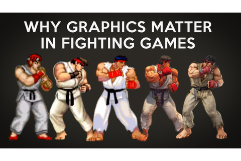 Analysis: Why Graphics Matter in Fighting Games - YouTube