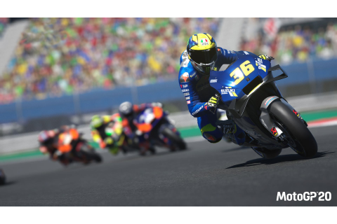 Daily news (March 31, Round 4): MotoGP 20 / Pong Quest ...
