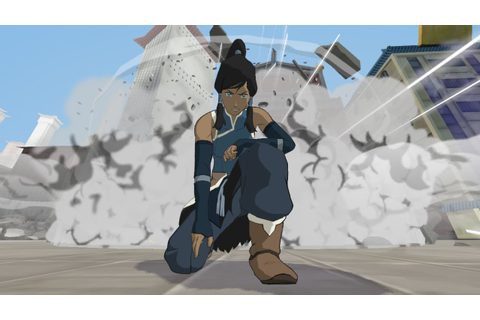The Legend of Korra - Game Release Date and New Mode, Plus ...