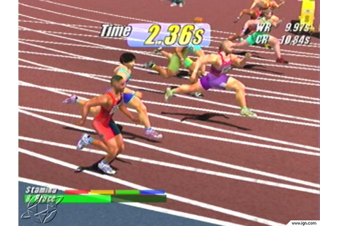 Virtua Athlete 2K Screenshots, Pictures, Wallpapers ...