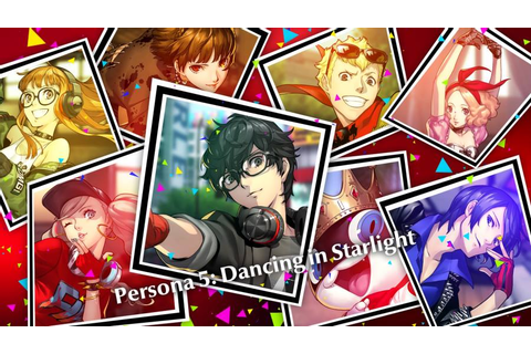 Persona 5: Dancing in Starlight Review - GamersHeroes