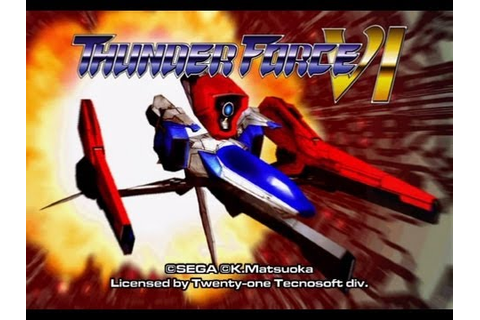 Syrinx (Thunder Force VI PS2) | Thunder Force Wiki ...