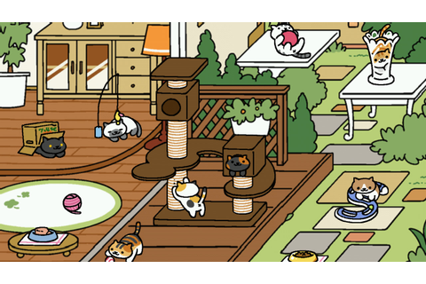 The best Japanese cat-collecting game is finally available ...