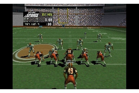 Play NFL Quarterback Club 99 (USA) • Nintendo 64 GamePhD
