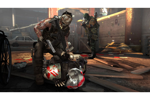 Army of Two : Le 40e Jour on Qwant Games