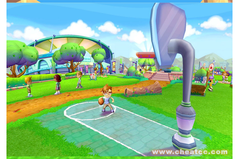EA Playground Review for the Nintendo Wii