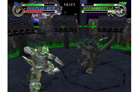Godzilla Destroy All Monsters-Melee ISO