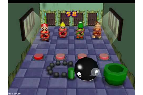 Mario Party 2 Mini-Game,Coaster(5/5)[TAP] - YouTube