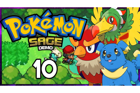 Pokemon Sage Part 10 THESE NEW FAKEMON! Pokemon Fan Game ...