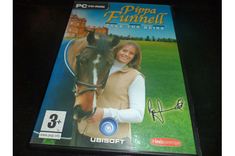 Pippa Funnell: Take the Reins horses pc game | eBay