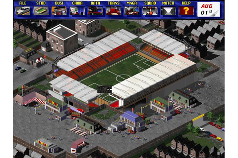 Ultimate Soccer Manager 98-99 Download (1999 Sports Game)