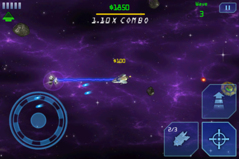 Space Miner Blast Hits The App Store For Free; Space Ore ...